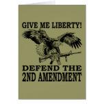 2do Enmienda Eagle Tarjetón