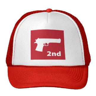 2do (enmienda) gorras