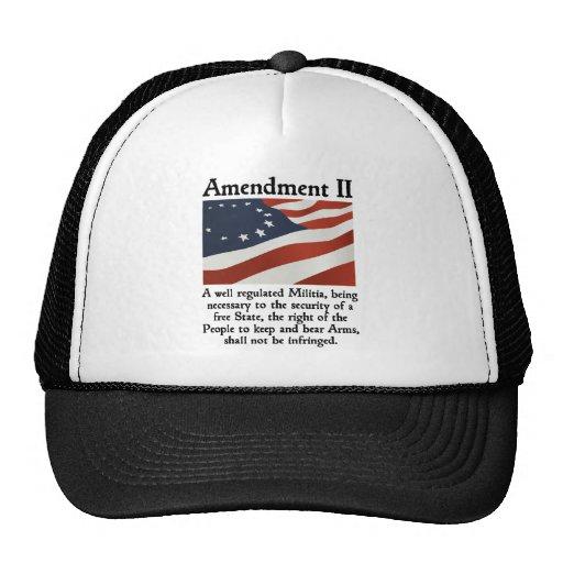 2do Enmienda Gorros