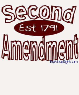 2do Enmienda TheMoveRight com Camiseta