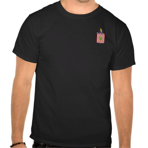 2do Escudo de armas regimental de la artillería de Camisetas