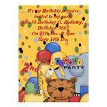2do Fiesta de cumpleaños Anuncios Personalizados