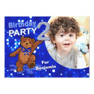 2do Fiesta de los osos de peluche del cumpleaños, Comunicados Personales