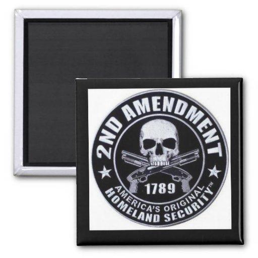 2do Imán de la enmienda