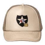 2do Infantería SSI con el 9no gorra del DUI del re