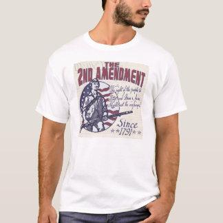 2do La enmienda nos defiende camisetas y los