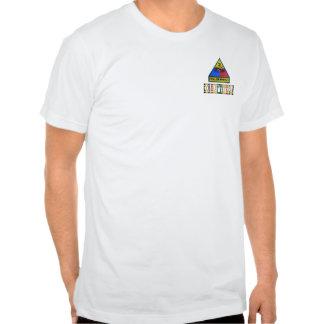 2do La SWA de la división acorazada combate la Camisetas