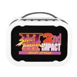 2do logotipo 2 del impacto de Street Fighter III