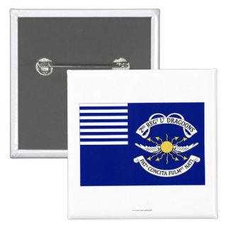 2do Lt Dragoons del regimiento Pin