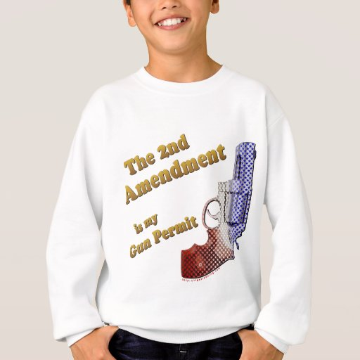 2do permiso del arma de la enmienda camisas