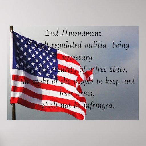 2do Poster de la enmienda