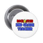 2do profesor del grado de la estrella del rock pins