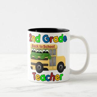 2do Profesor del grado Taza De Café
