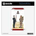 2do Propios rifles del Gurkha de rey Edward VII Calcomanía Para iPod Touch 4G