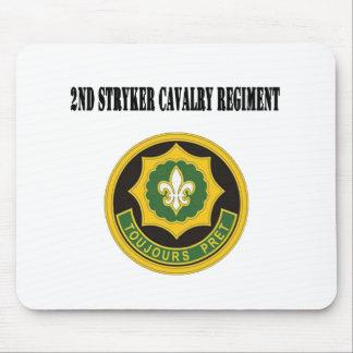 2do Regimiento de caballería de Stryker Alfombrilla De Raton