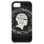 2do regimiento de infantería del batallón 54.o de iPhone 5 coberturas
