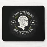 2do regimiento de infantería del batallón 54.o de alfombrilla de raton