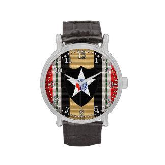 2do reloj de la división de infantería de Iraq