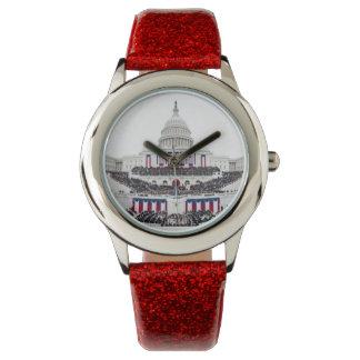 2do reloj de la inauguración de Barack Obama