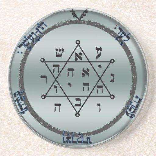 2do sello de Júpiter Posavasos Manualidades