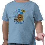 2do Selva del cumpleaños Camiseta