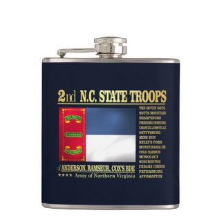 2do Tropas del estado del NC (BA2) Petaca