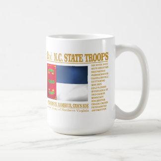 2do Tropas del estado del NC (BA2) Taza Clásica