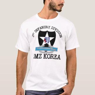 2do Veterinario de la identificación Corea DMZ con Playera