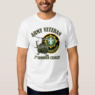 2do Veterinario del ACR - UH-1 Huey Remera