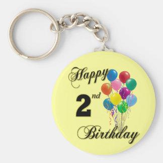 2dos regalos de cumpleaños y ropa felices del cump llavero redondo tipo pin