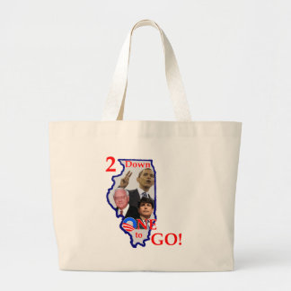 2down One to Go Tote Bags