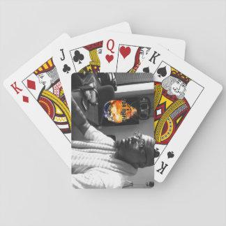 2DR Mafia Twin City Duke Playing Card