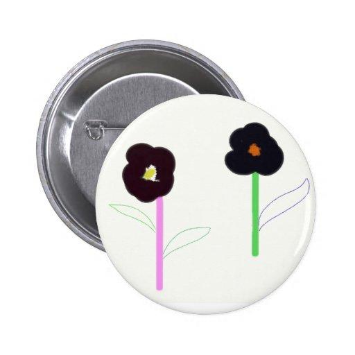 2flowers pins