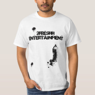 2Freshh Entertainment Spray Can T-Shirt