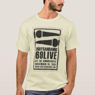 2GnaM 69LIVE T-Shirt