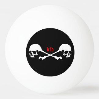 2headed-x ping pong ball