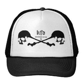 2headed-x trucker hat