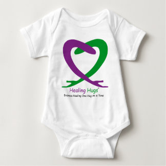 2HH with tag line Vector 200x210.ai Baby Bodysuit