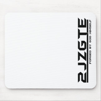 2JZGTE (FORGED BY GOD HIMSELF) MOUSE PADS
