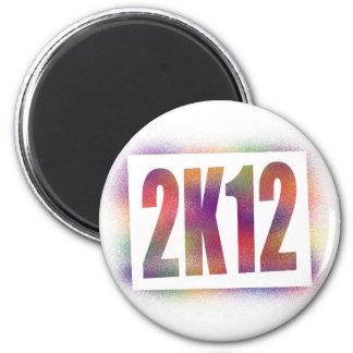 2k12, 2012 magnet