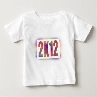 2k12, 2012 remera