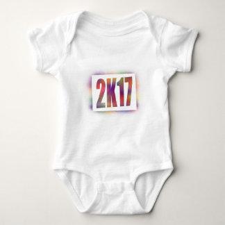2k17 2017 baby bodysuit