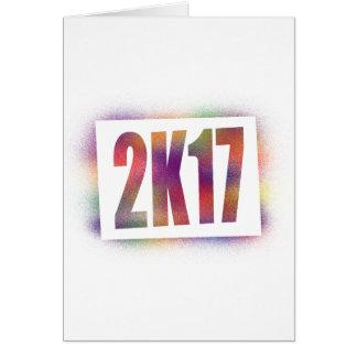 2k17 2017 card