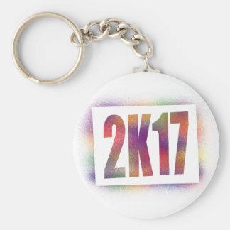 2k17 2017 keychain