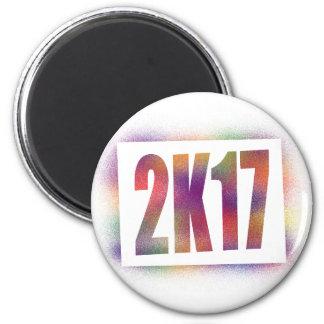 2k17 2017 magnet