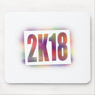 2k18 2018 mouse pad