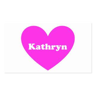 2Kathryn Business Card