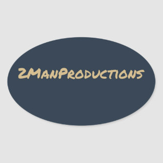 2ManProductions Sticker