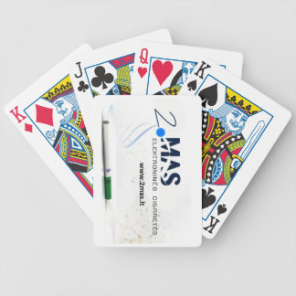 2mas.lt bicycle playing cards