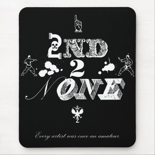 2nd 2 None - wt Mouse Pad